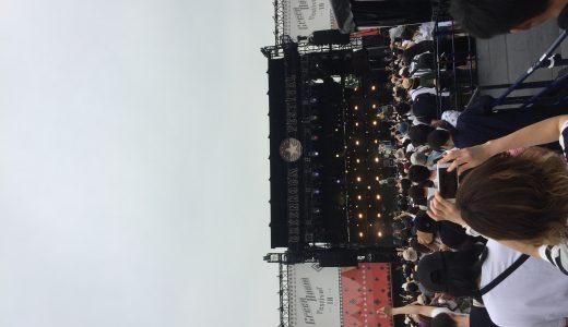Greenroom Festivalは海辺の風が気持ちいい最高の都市型フェスだった