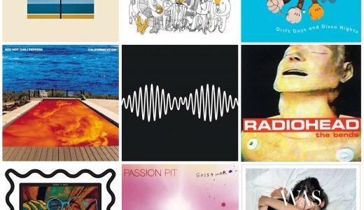 僕が個人的にオススメしたい #夏に聴きたい9枚 を 選んでみた
