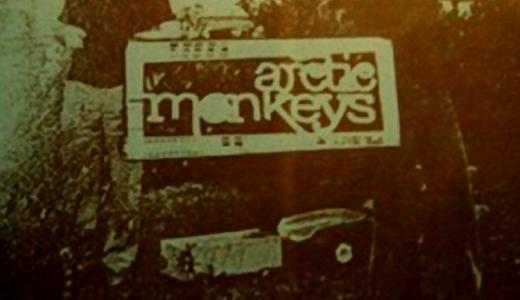 デモ盤で一番アツいロックンロール Arctic Monkeys