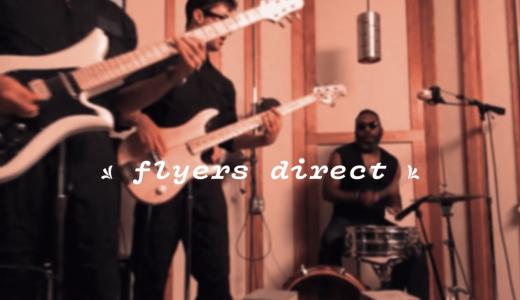 """息苦しいぐらいのタイトなリズム THE FEARLESS FLYERS """"Flyer's Direct"""""""